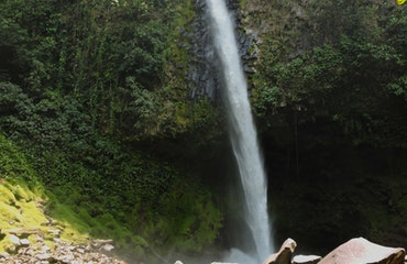 Arenal Waterfall 4