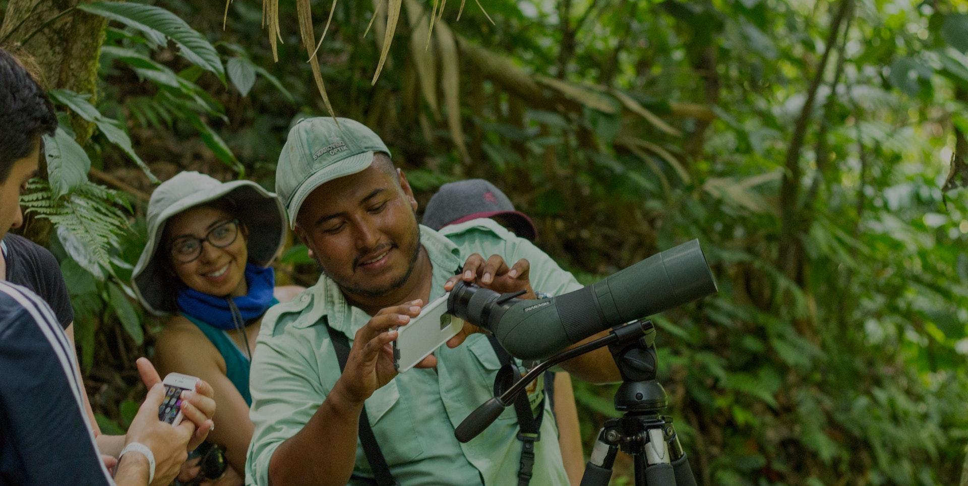 Rainforest Explorers Guides