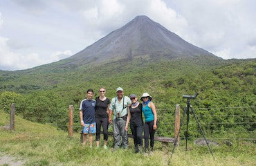 Arenal Volcano Guided walk 3