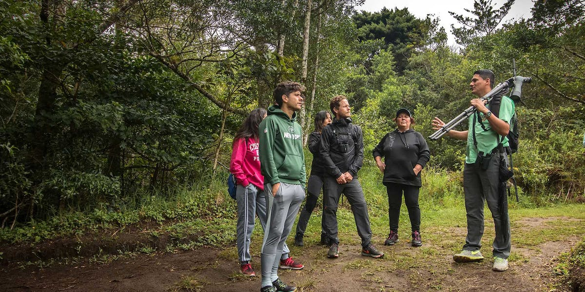 Curicancha Family Tours at Monteverde