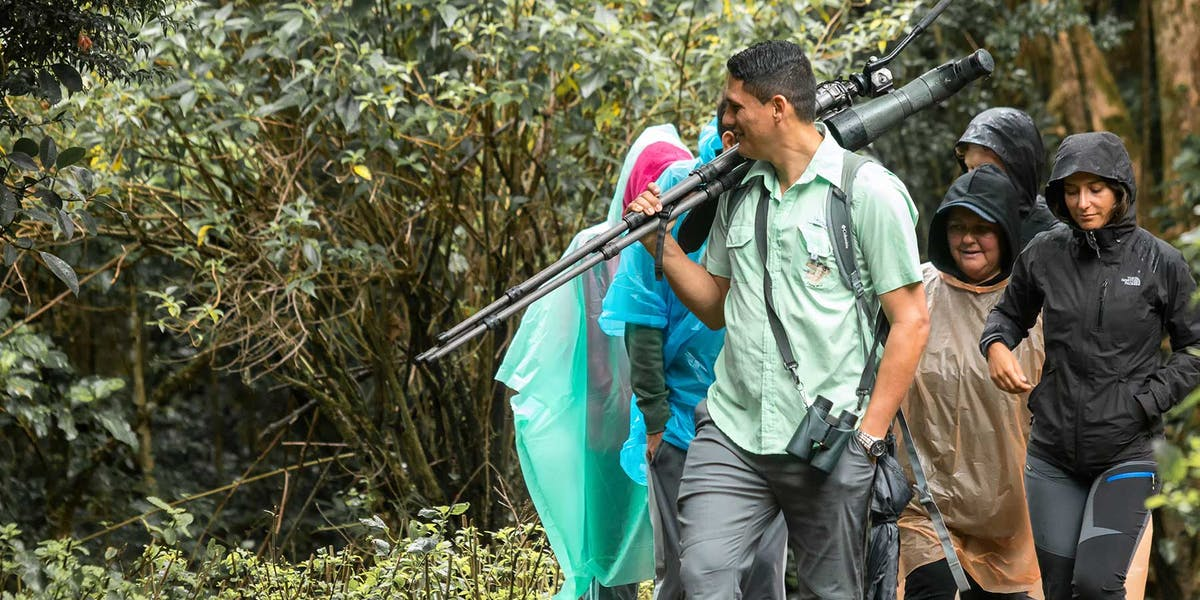 Curicancha Hiking Tours in Monteverde
