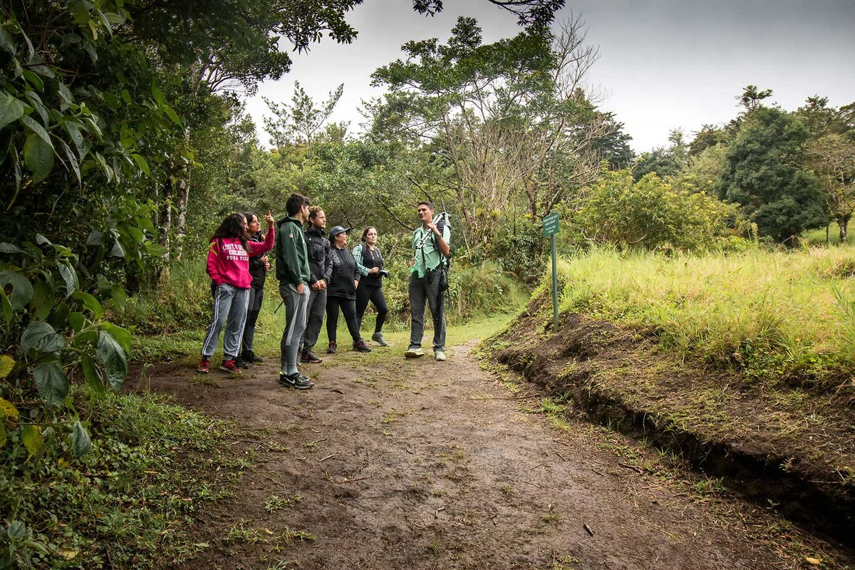 Curi Cancha Reserve Monteverde Tours