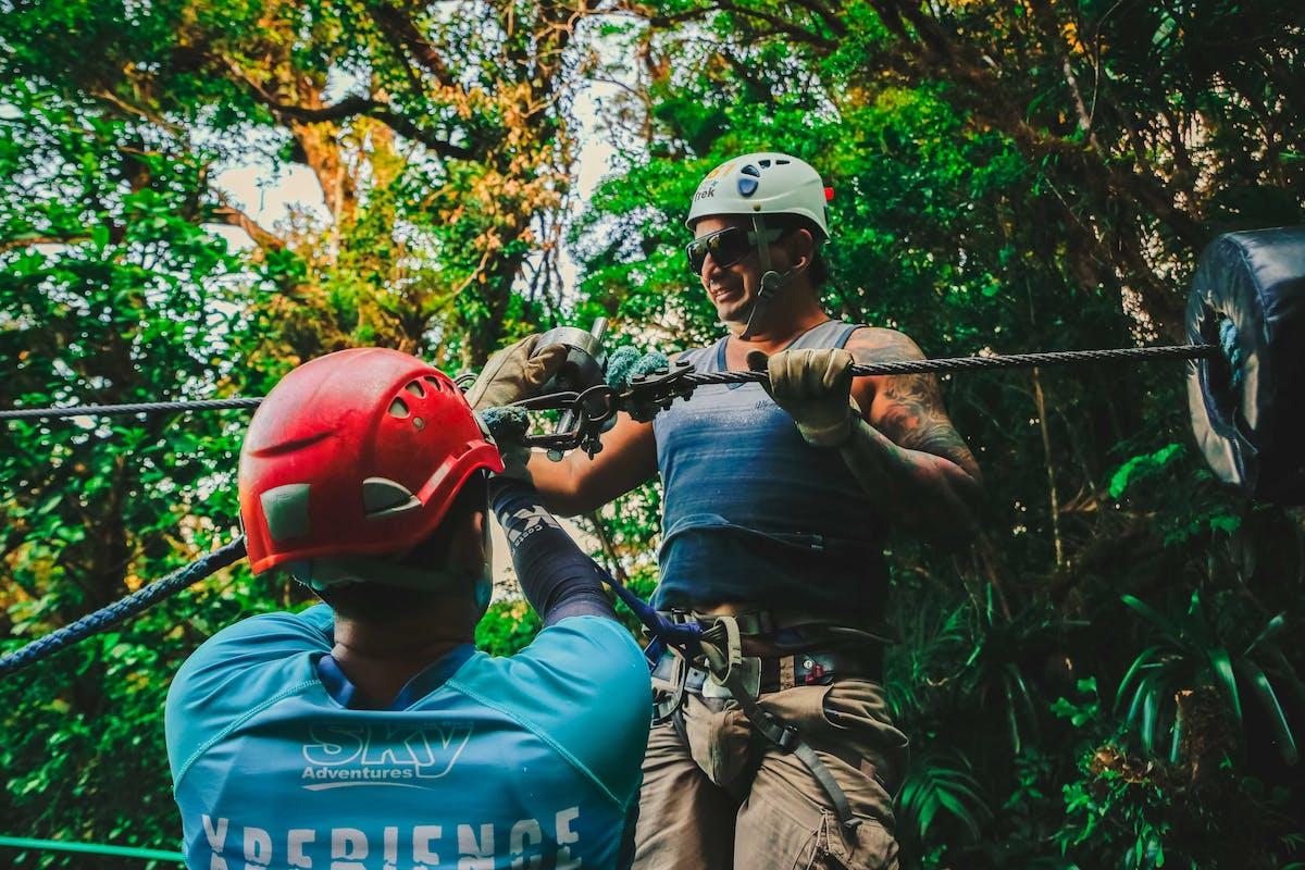 Sky Trek Costa Rica
