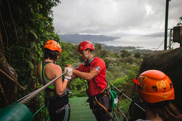 Arenal Volcano Adventure Tours