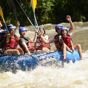 Balsa River Rafting Arenal