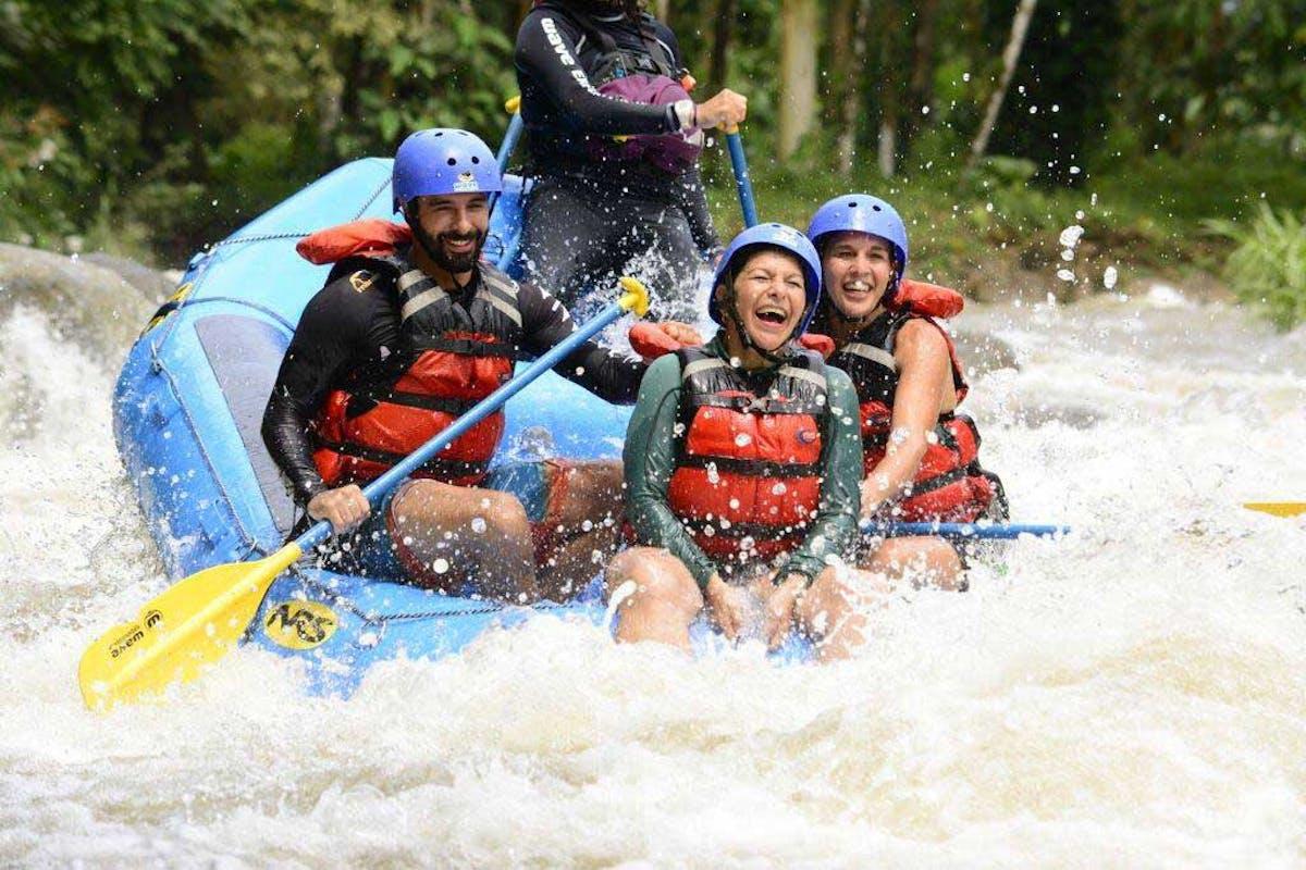 Arenal Rafting Balsa River