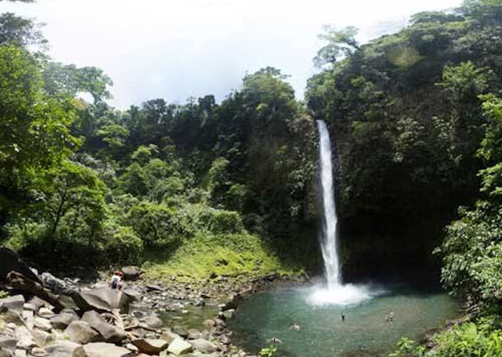 2 in 1 Safari and Fortuna Waterfall