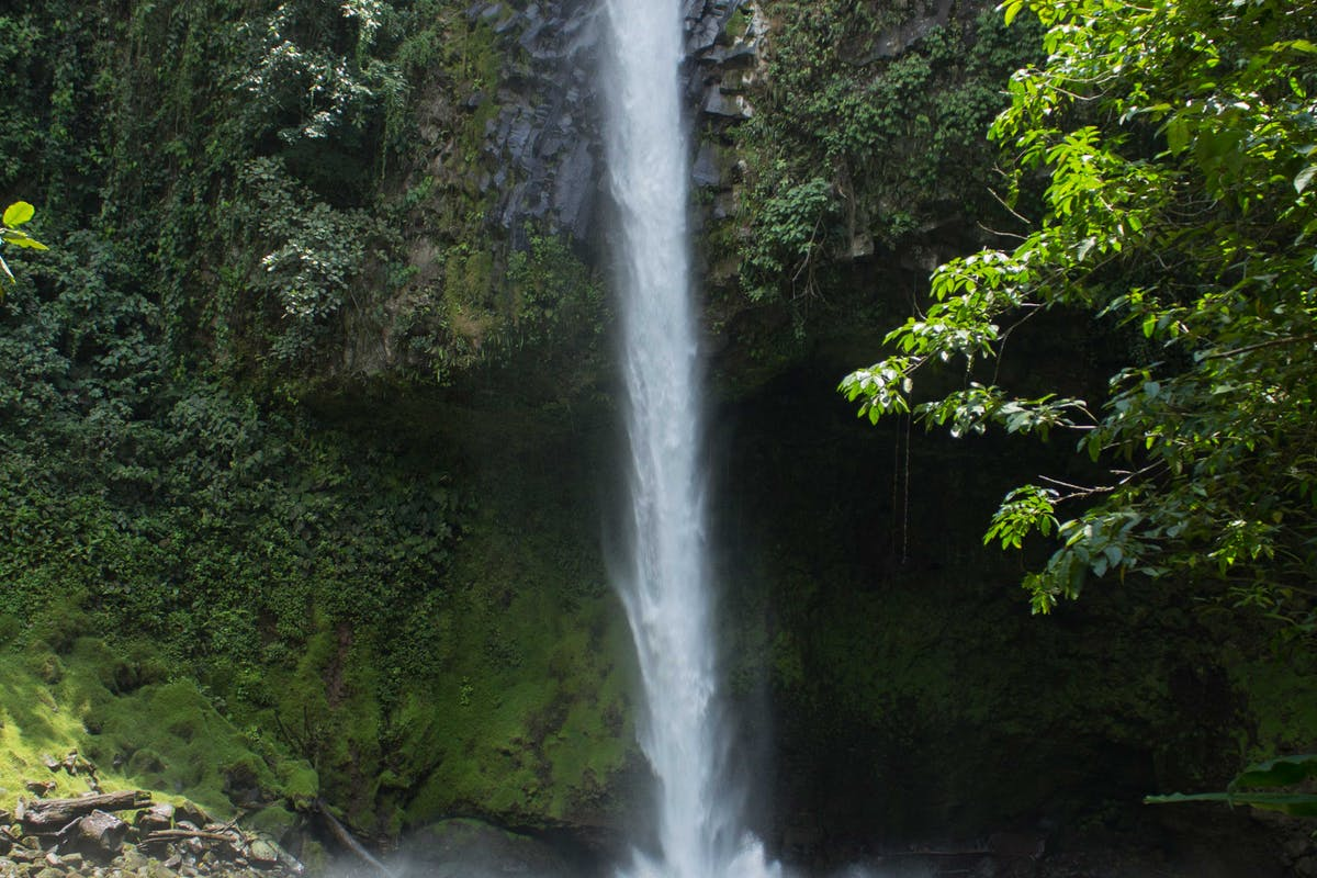Arenal Fortuna Waterfall 3