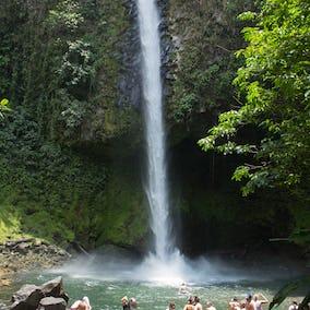 Arenal Fortuna Waterfall 3