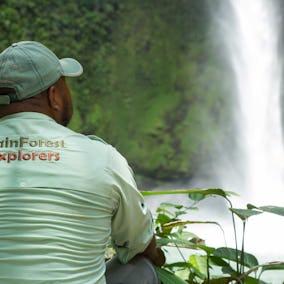 Fortuna Waterfall Hike 4