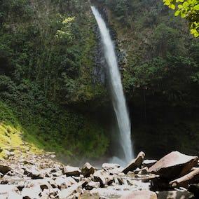 Arenal Waterfall 4