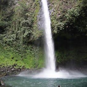 Catarata La Fortuna Costa Rica