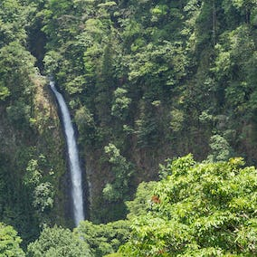 La Fortuna Waterfall 2
