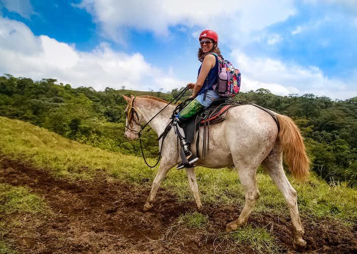 Horseback Riding Don Tobias