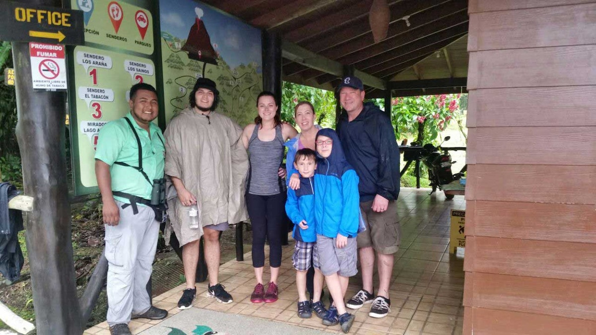 Arenal Family Tours Adventure