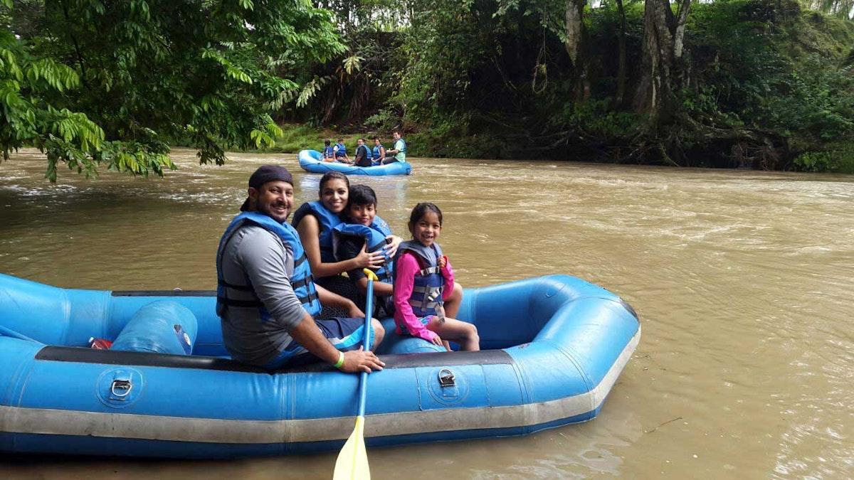 Arenal Family Tours Safari Float