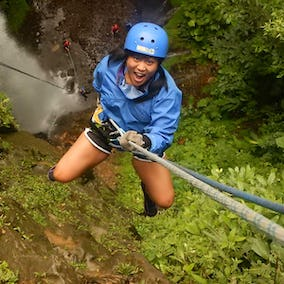 Arenal Costa Rica Rappelling