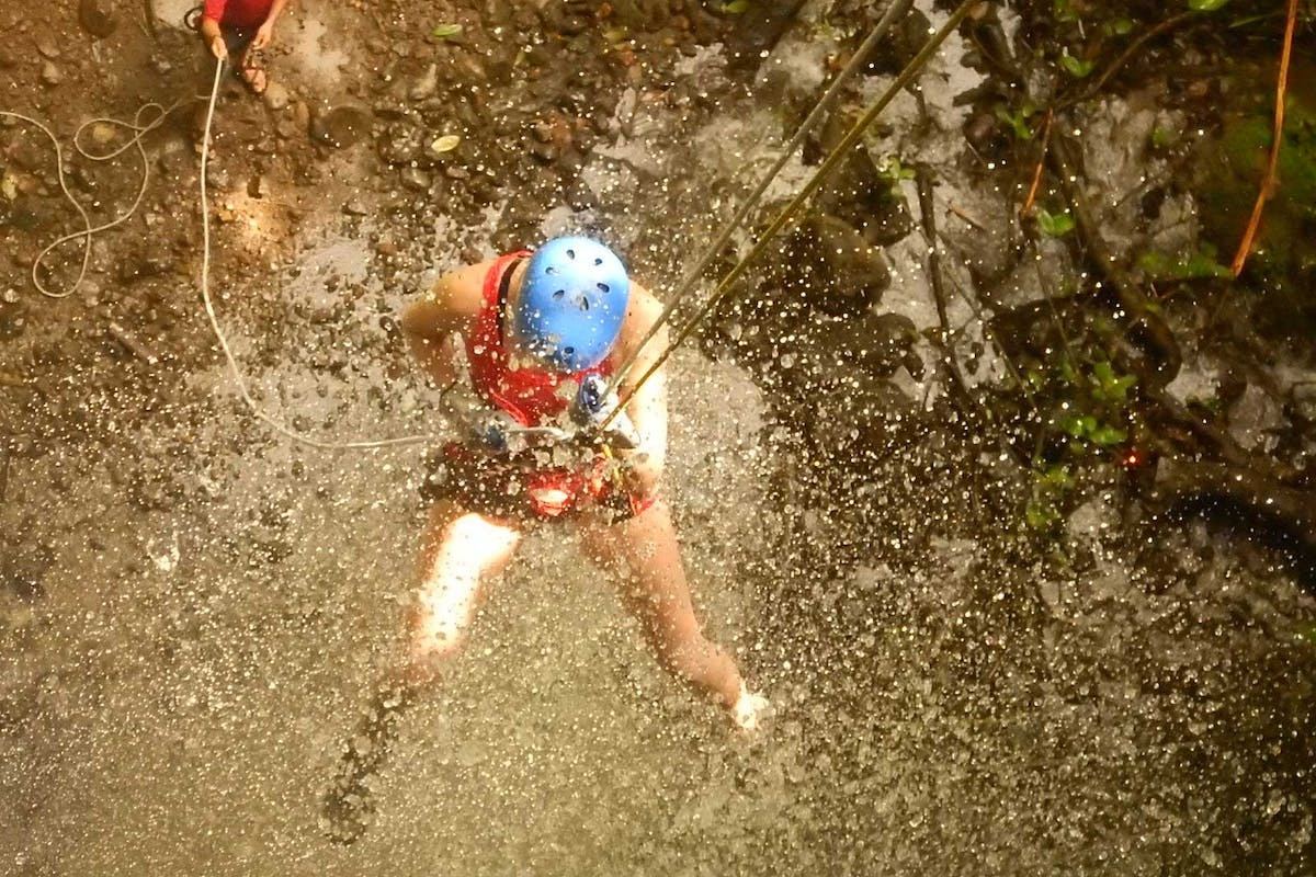 Pure Trek Canyoning Costa Rica