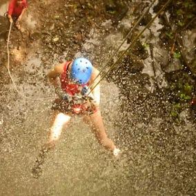Pure Trek Canyoning Costa Rica