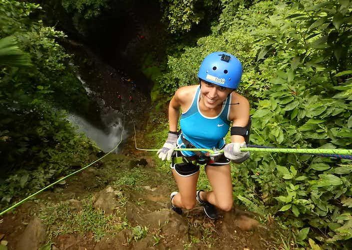 Pure Trek Canyoning Adventure