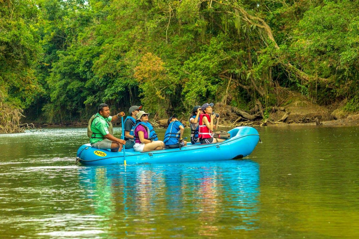 Arenal Volcano Safari Float 7