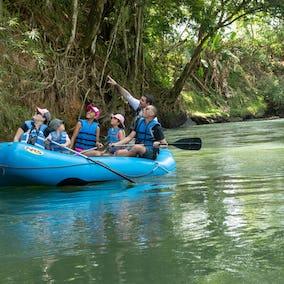 Safari Float La Fortuna Costa Rica
