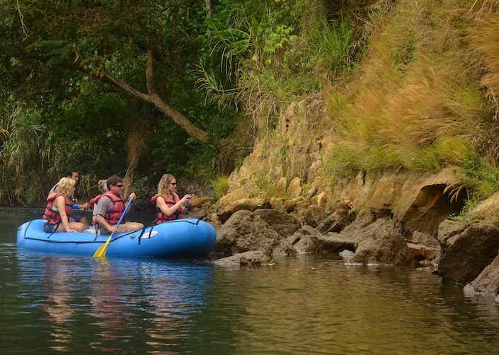 4 in 1 Safari + Waterfall + Volcano + Baldi Hot Springs