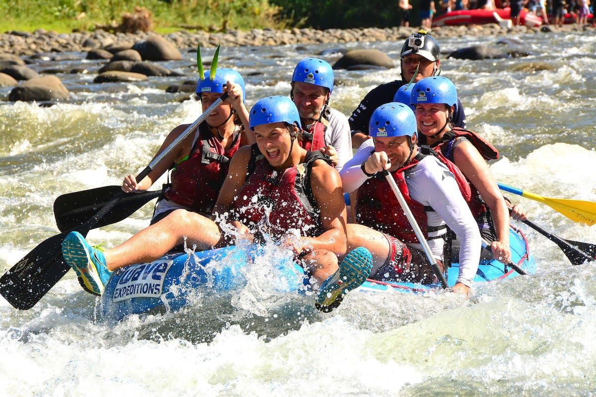 Sarapiqui Rafting Tour