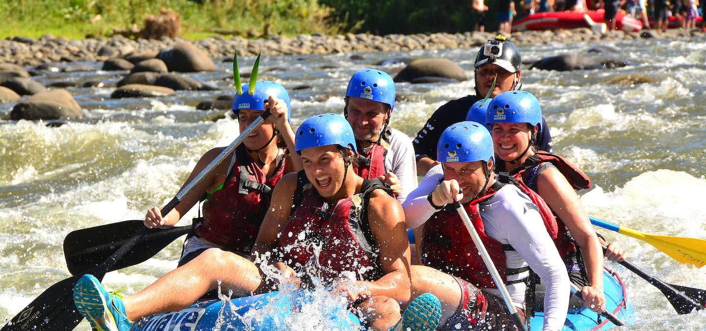 Whitewater rafting is one of the adventures that everyone should try at least once in a life time, luckily we have many options in order to practice this activity and Sarapiqui River is one of the best!