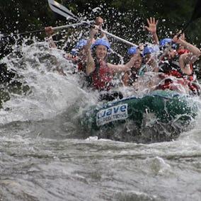 Costa Rica Rafting Class 4