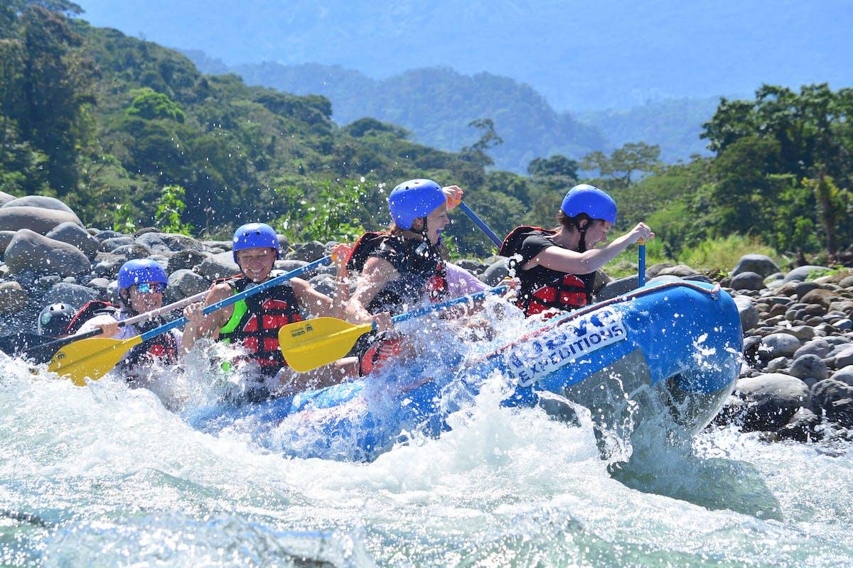 Sarapiqui Rafting