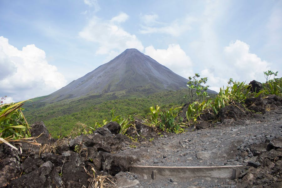 Arenal Volcano National Park View
