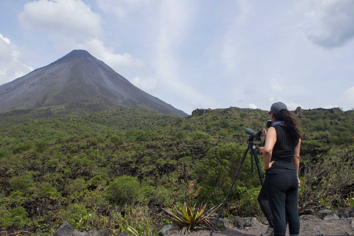 Arenal Volcano Hike Photo 2