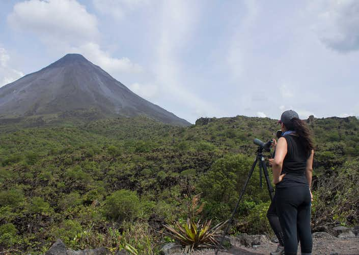 Arenal Volcano Hike Guided Tour