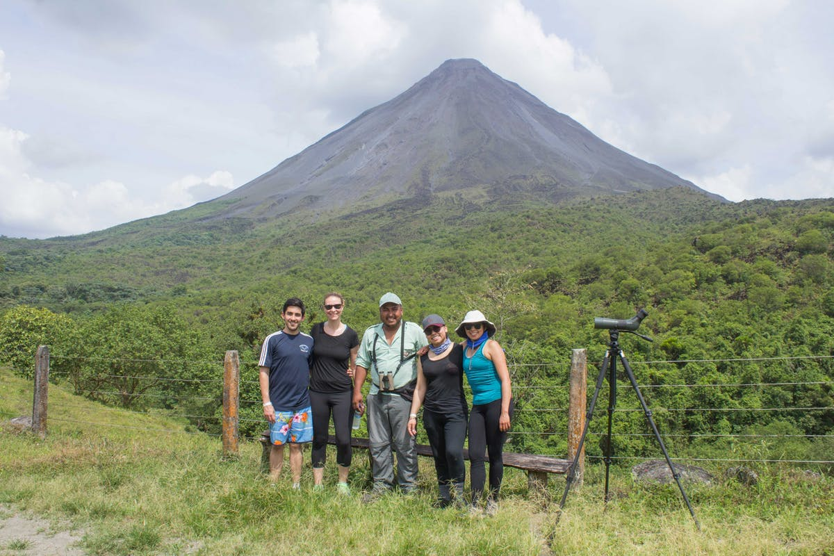 Arenal Volcano Hike Photo 5