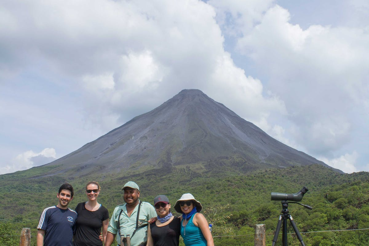 Arenal Volcano Guided walk 4