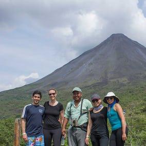 Arenal Volcano Hike 1